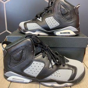 Air Jordan 6 Retro GS Cool Grey Shoe Size 7 Youth